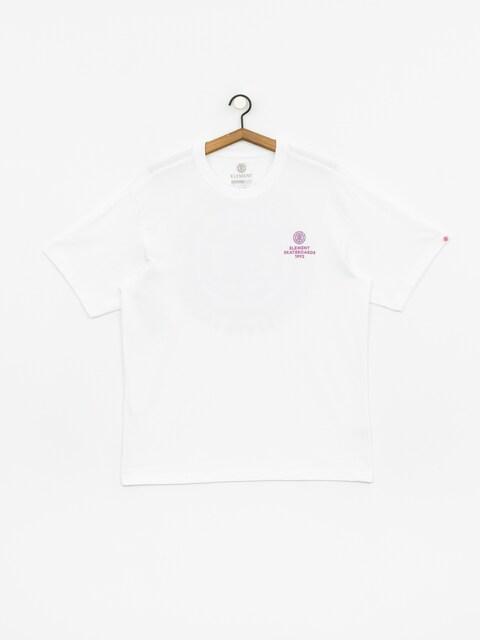T-shirt Element Chrome (optic white)