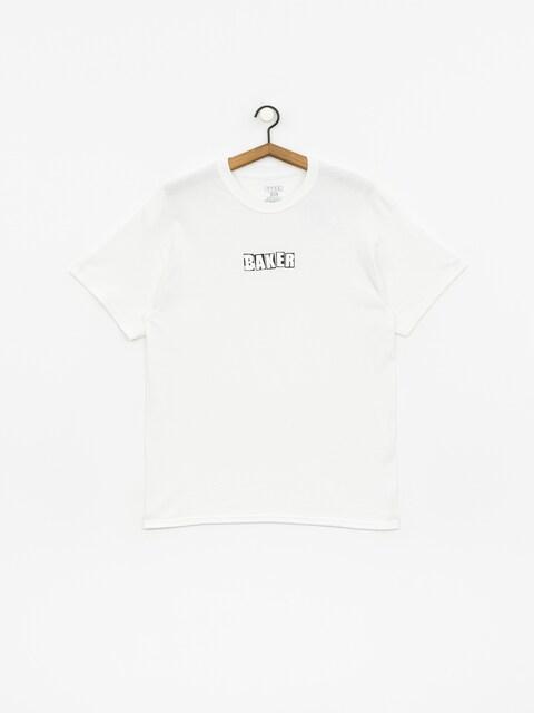 T-shirt Baker Brand Logo