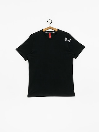 T-shirt Stoprocent Small Tag (black)