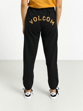 Spodnie Volcom Vol Stone Flc Wmn (black)