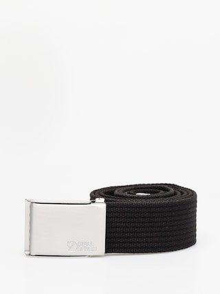 Pasek Fjallraven Canvas Belt (black)