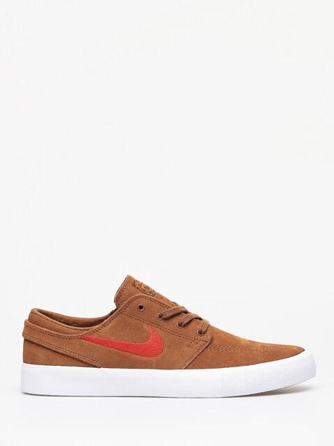 Buty Nike SB Zoom Janoski Rm (lt british tan/mystic red white)