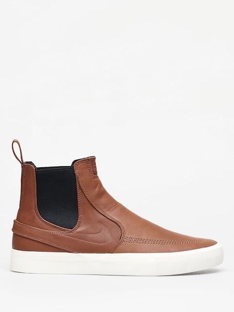 Buty Nike SB Zoom Stefan Janoski Slip Mid Rm (lt british tan/lt british tan pale ivory)