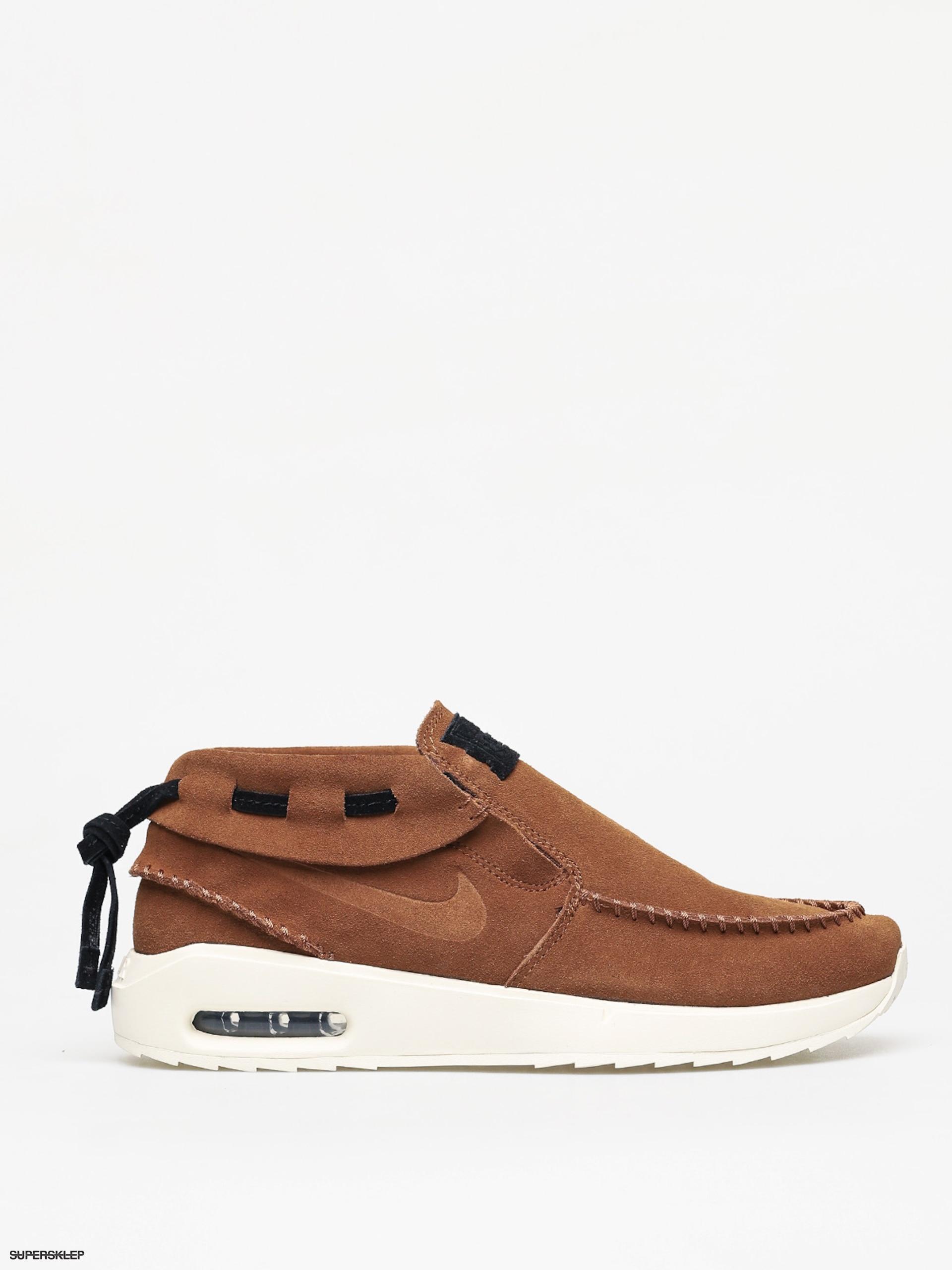 Buty Nike SB Air Max Stefan Janoski 2 Moc (lt british tanlt british tan black)