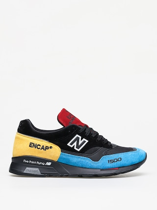 Buty New Balance 1500 (black/blue)