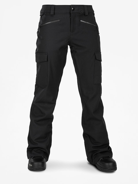 Spodnie snowboardowe Volcom Grace Stretch Wmn (blk)