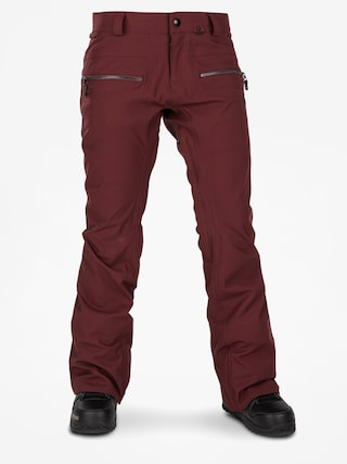 Spodnie snowboardowe Volcom Leo 9.0 Stretch Wmn (scr)
