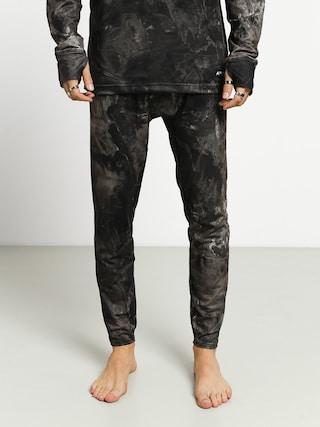 Kalesony aktywne Burton Midweight Pant (marble galaxy print)