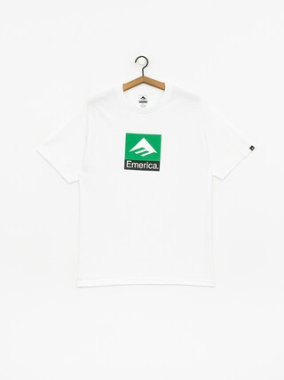 T-shirt Emerica Classic Combo (white)