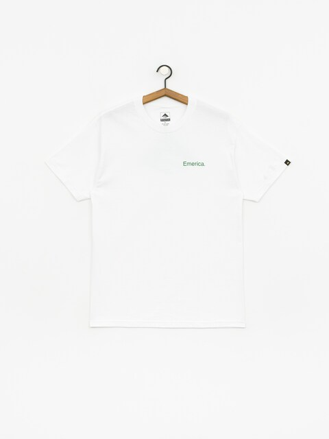 T-shirt Emerica Pure Triangle (white)