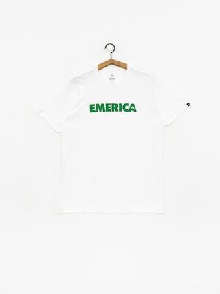 T-shirt Emerica Emerica Bold (white)
