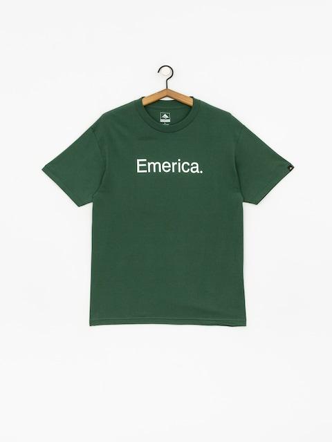T-shirt Emerica Pure (green)