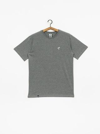 T-shirt Nervous Pigeon (grey)