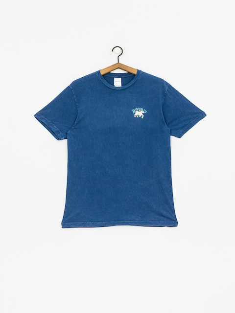 T-shirt RipNDip Nermland (blue mineral wash)