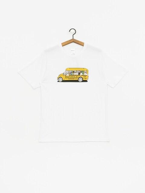 T-shirt RipNDip School Bus (white)