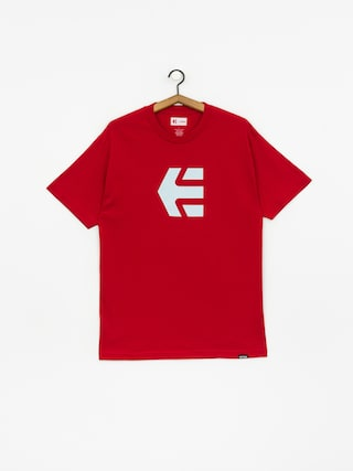 T-shirt Etnies Icon (cardinal)