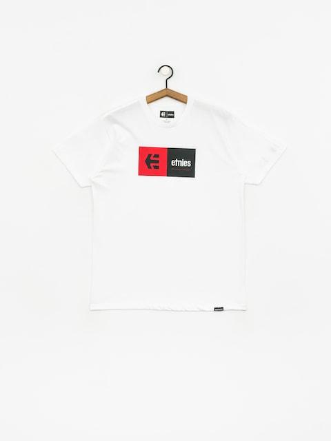 T-shirt Etnies Eblock