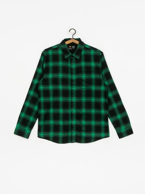 Koszula Emerica Torrence (green/black)