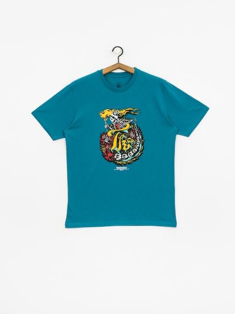 T-shirt Turbokolor Seek (mint)