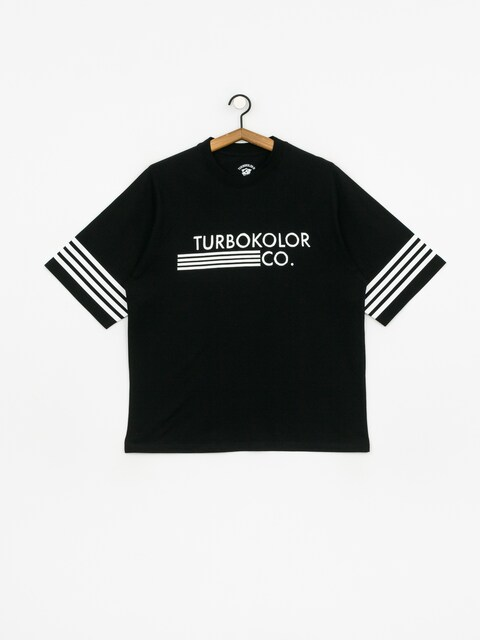 T-shirt Turbokolor Baseball Oversize