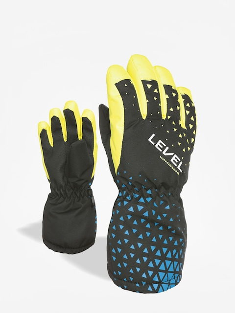 Rękawice Level Funny (black yellow)