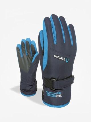 Rękawice Level Junior (blue)