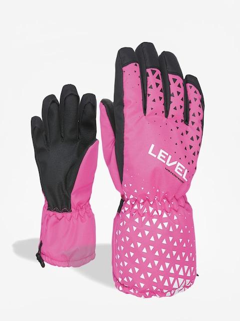Rękawice Level Funny (pink)