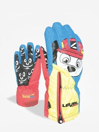 Rękawice Level Lucky (light blue)