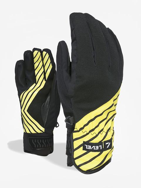 Rękawice Level Suburban Rider Issue (black yellow)