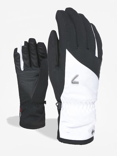 Rękawice Level Astra Gore Tex Wmn (black white)