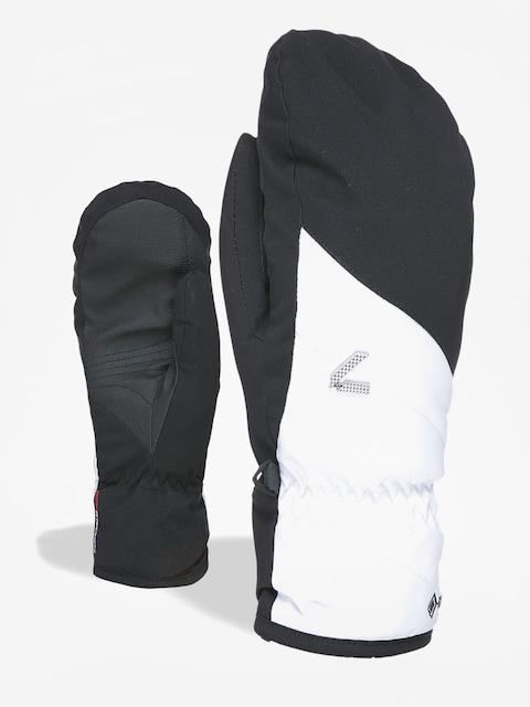 Rękawice Level Astra Mitt Gore Tex Wmn (black white)