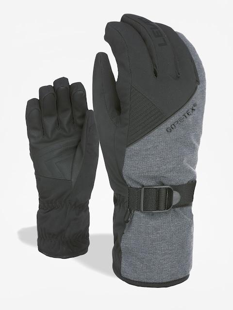 Rękawice Level Astra Gore Tex Wmn (black grey)