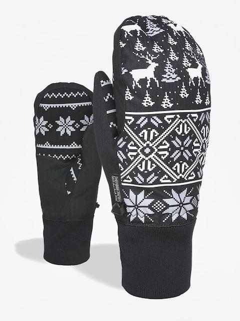 Rękawice Level Bliss Coral Mitt Wmn (ninja black)