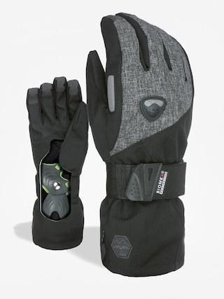 Rękawice Level Fly (ninja black)