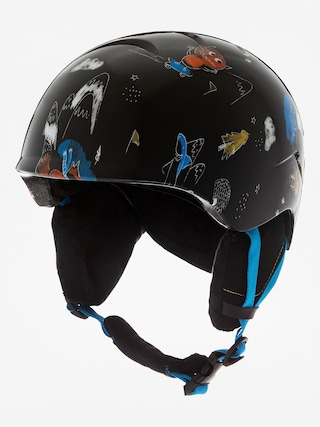 Kask Quiksilver Slush (black snow party)