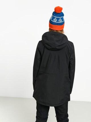 Kurtka snowboardowa Burton Runestone Wmn (true black)