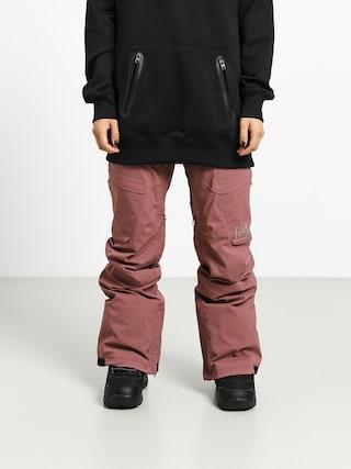 Spodnie snowboardowe Burton Ak Gore Summit ins Wmn (rose brown)