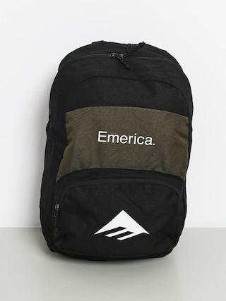 Plecak Emerica Emerica (black/green)