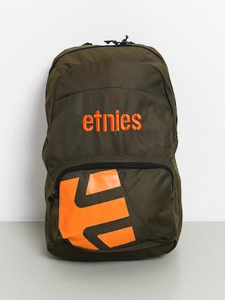 Plecak Etnies Locker (green/orange)