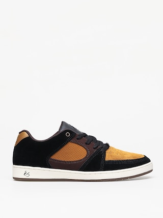 Buty Es Accel Slim (black/brown)