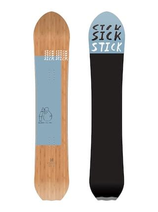 Deska snowboardowa Salomon Sickstick (black/blue)