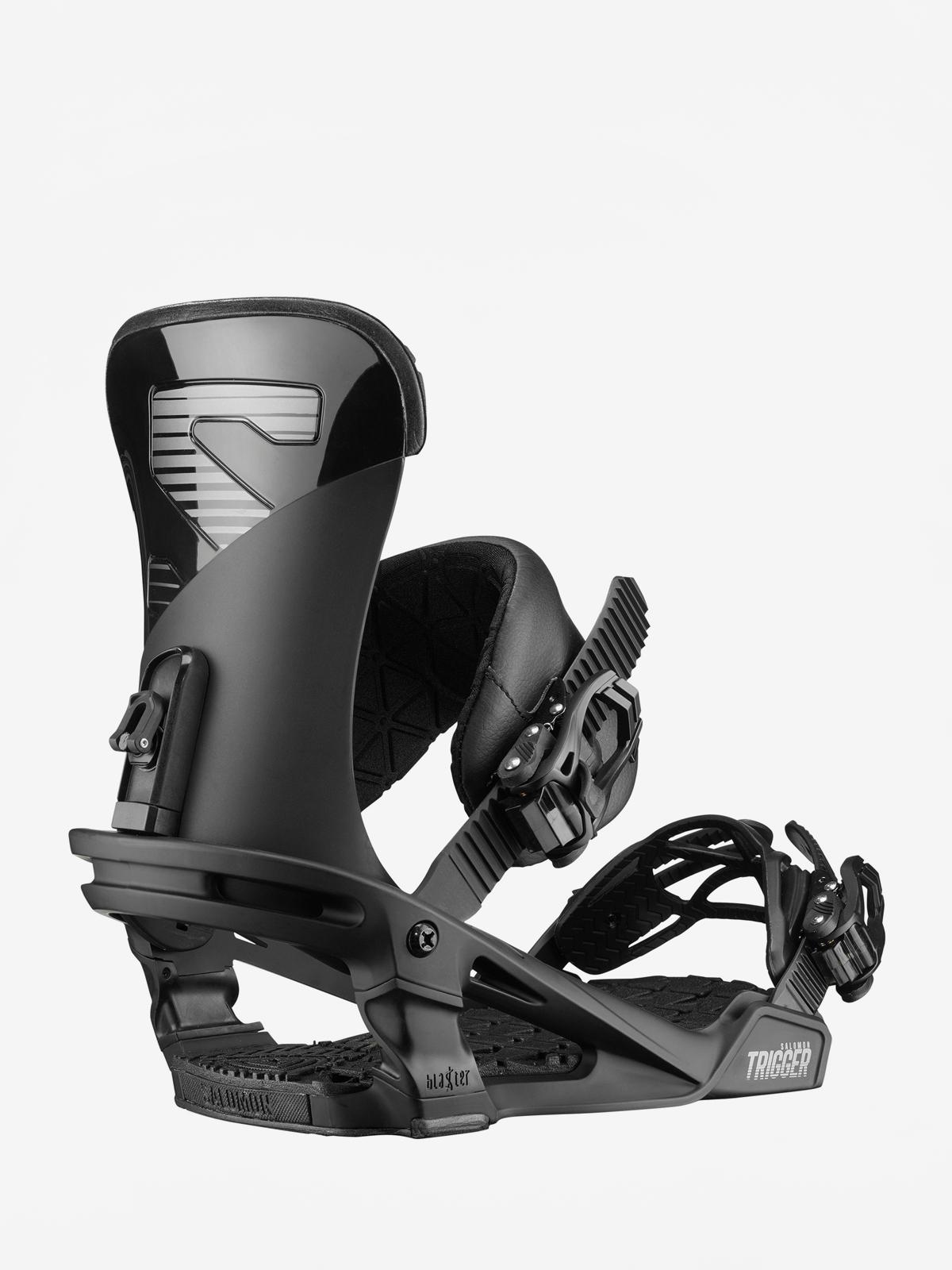 Wiu0105zania snowboardowe Salomon Trigger (black)