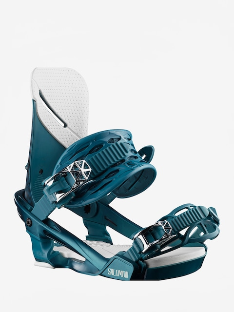 Wiązania snowboardowe Salomon Nova Wmn (blue)