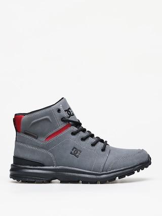 Buty zimowe DC Torstein (grey/black/red)
