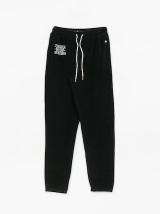 Spodnie Volcom Lil Fleece Wmn (black)