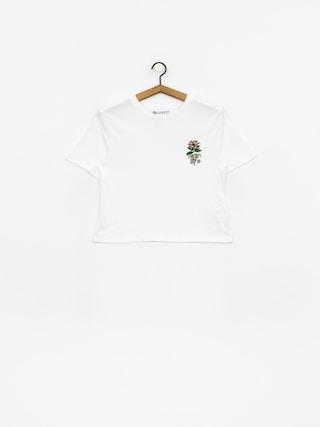 T-shirt Element Optimist Crop Wmn (white)