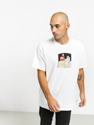 T-shirt Nike SB Fake Landing Fs (white/multi color)