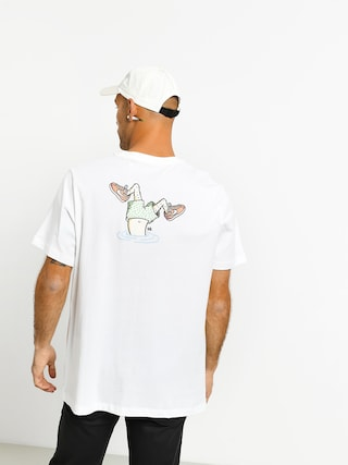 T-shirt Nike SB Head First (white)