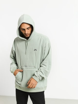 Bluza z kapturem Nike SB Novelty HD (jade horizon/sequoia)