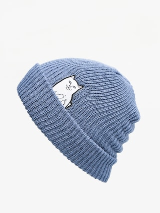 Czapka zimowa RipNDip Lord Nermal Rib (blue)